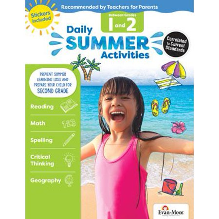 Daily Summer Activities : Moving from 1st Grade to 2nd Grade, Grades - First Grade Halloween Classroom Activities