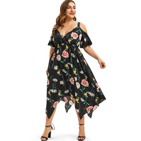 V-neck Beading Sleeveless Floor - Floor Length Sleeveless Plus Size Sundresses