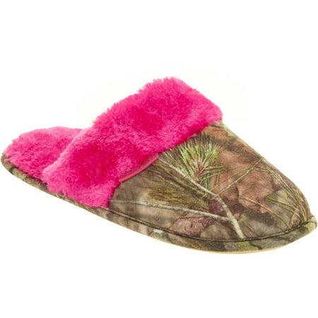 Image of Mossy Oak Women's Camo Scuff Slipper