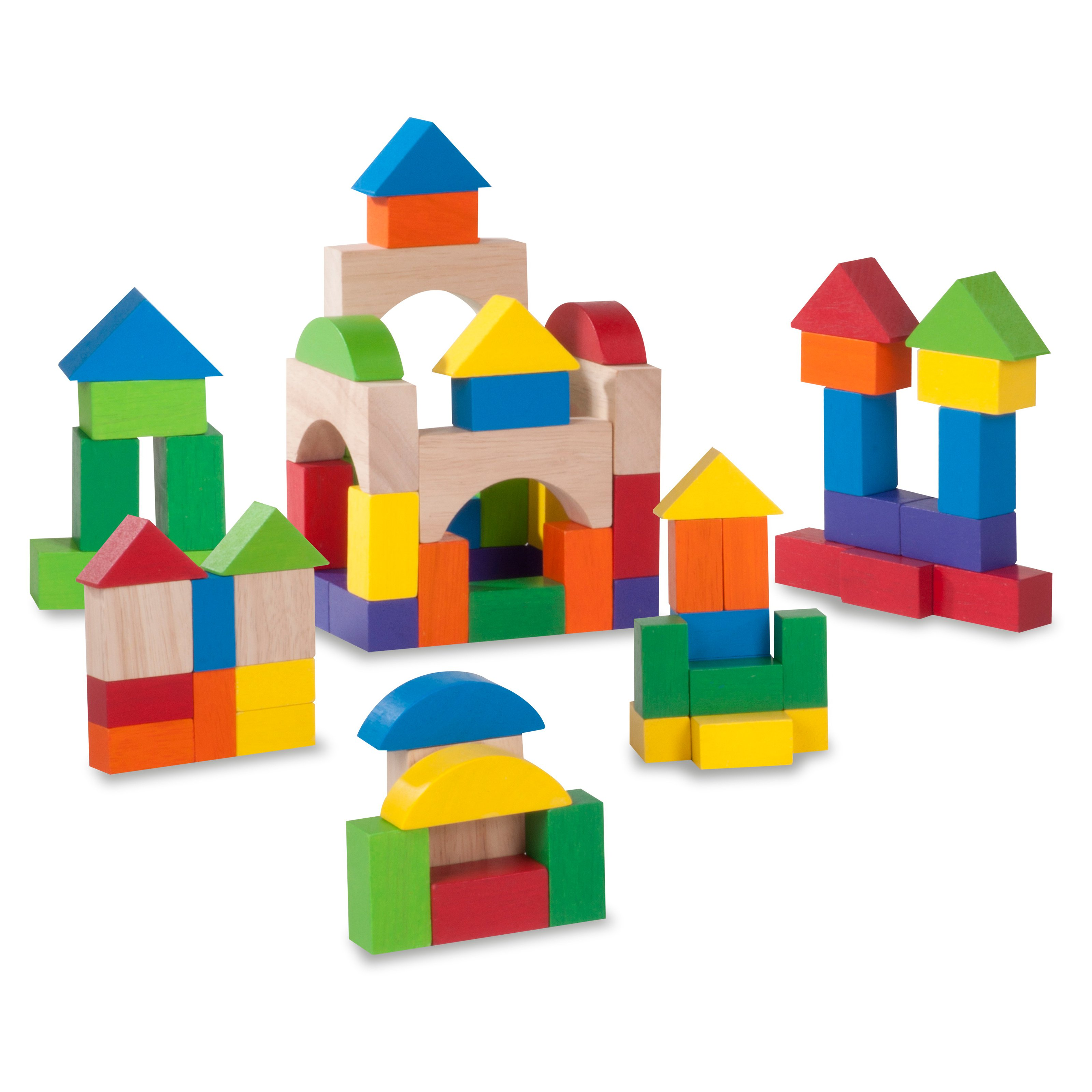 Wonderworld 75 Piece Block Set