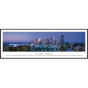 Blakeway Worldwide Panoramas, Inc Los Angeles, California-Series 2 by James Blakeway Framed Photographic Print