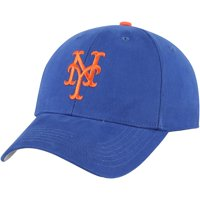New York Mets Fan Favorite Basic Adjustable Hat - Royal - OSFA
