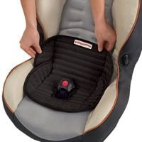 Summer Infant Deluxe Piddle Pad, Black - 2 Pack