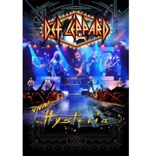 Def Leppard - Viva! Hysteria [DVD]