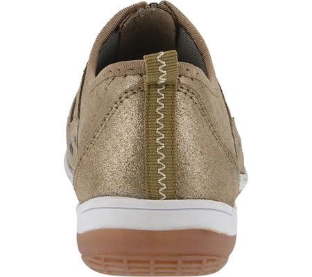 Women's Spring Step Montania Sneaker Navy Metallic Suede 39 M - image 4 de 7