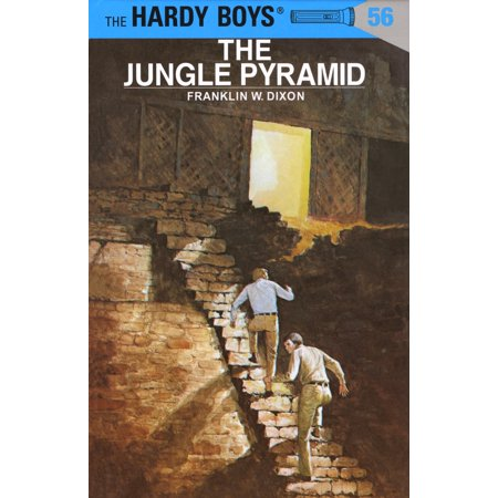 Hardy Boys 56: The Jungle Pyramid - Hairy Boys