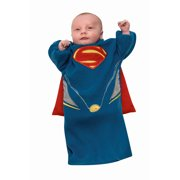 Superman Man Of Steel Bunting Costume Infant