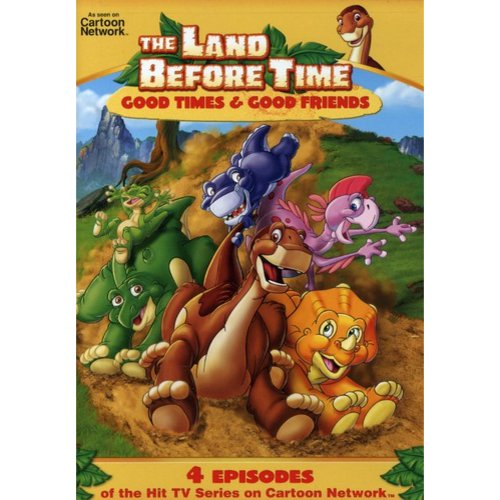The Land Before Time: Good Times And Good Friends (Full Frame)