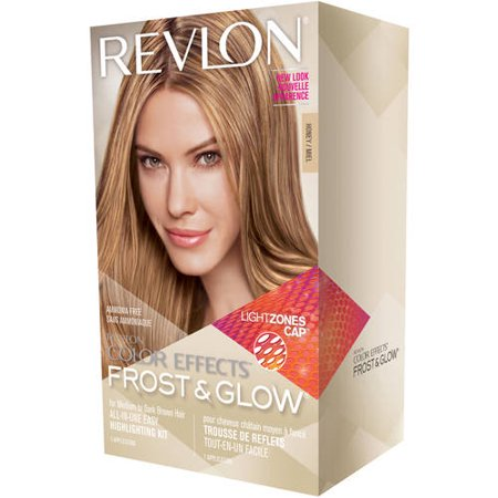 Revlon Color Effects Frost Amp Glow Hair Highlighting Kit  Walmartcom