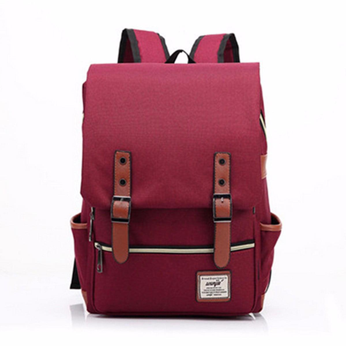 bf2e4c4d1 Meigar - Fashion Unisex School Backpacks for Adults Travel Laptop Bookbag  Satchel Rucksack Shoulder Bag - Walmart.com