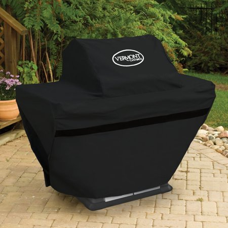 Vermont Castings Natural (Vermont Castings  4 Burner Grill Cover - Black )