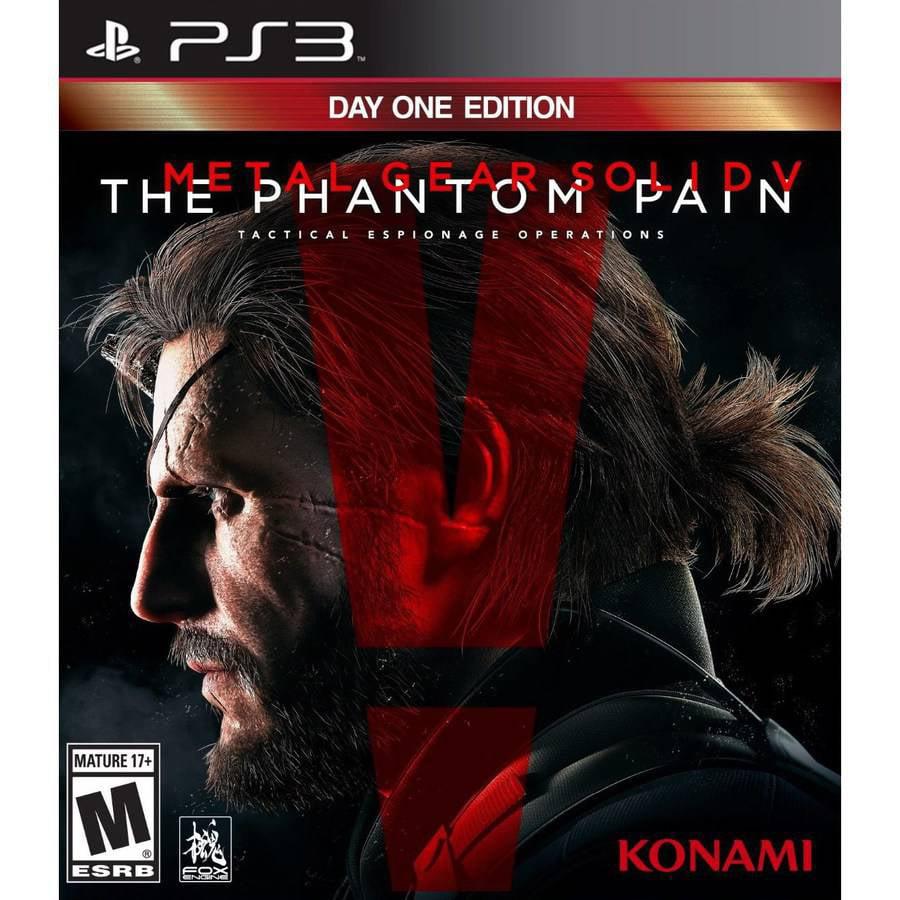 Metal Gear Solid V: The Phantom Pain (PS3)