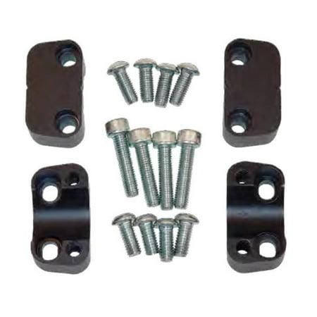 Powermadd 45473 Handlebar Clamp and Adapter Kit