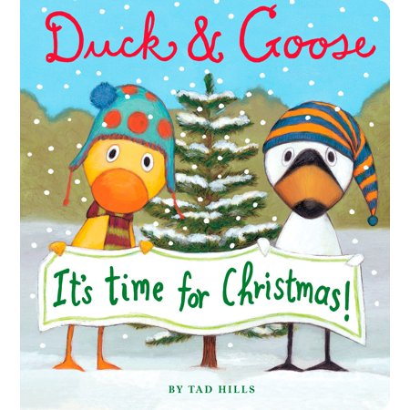 Its Time for Christmas (Board Book)