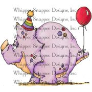 "Whipper Snapper Cling Stamp 4""X6""-Desmond"