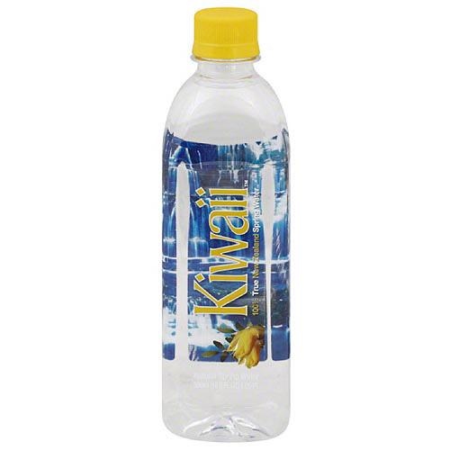 Kiwaii Natural Spring Water, 16.9 fl oz, (Pack of 24) by Generic