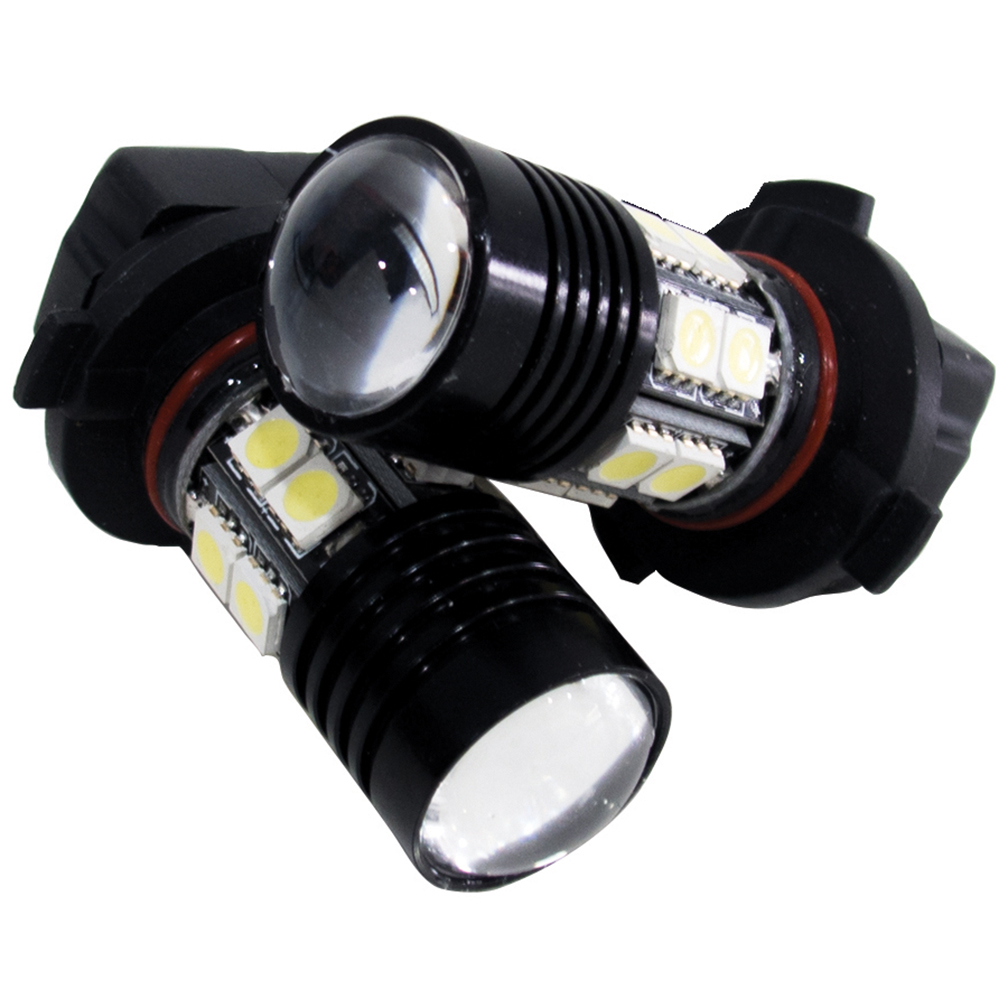 Street Vision SV5202LEDPR 5202 Hi Power Projection Led Drl Bulbs*Pair*