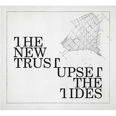 New Trust - Upset The Tides (CD) - image 1 de 1