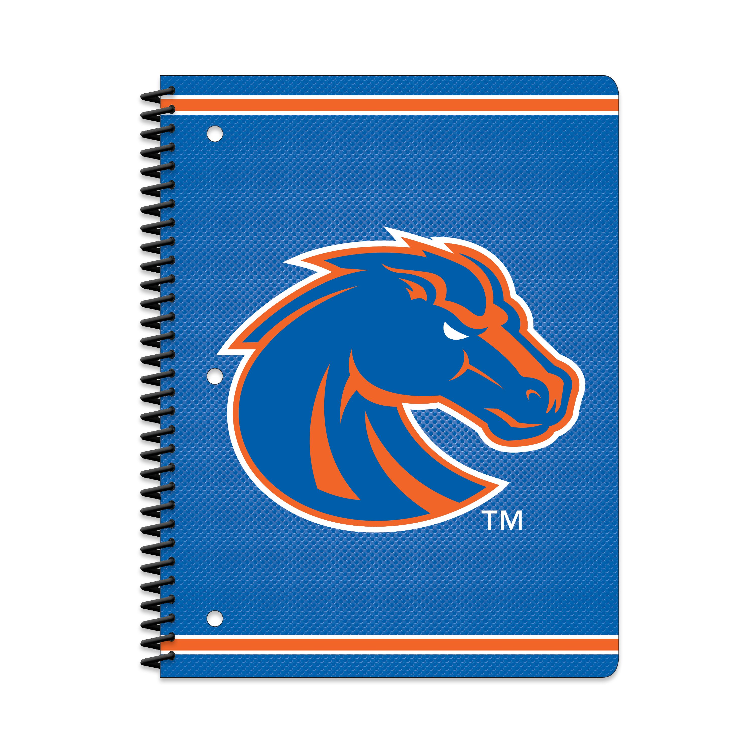 BOISE ST BRONCOS CLASSIC 1-SUBJECT NOTEBOOK
