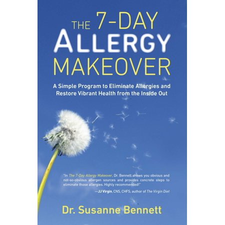 Simple Halloween Makeovers (The 7-Day Allergy Makeover : A Simple Program to Eliminate Allergies and Restore Vibrant Health from the Inside)