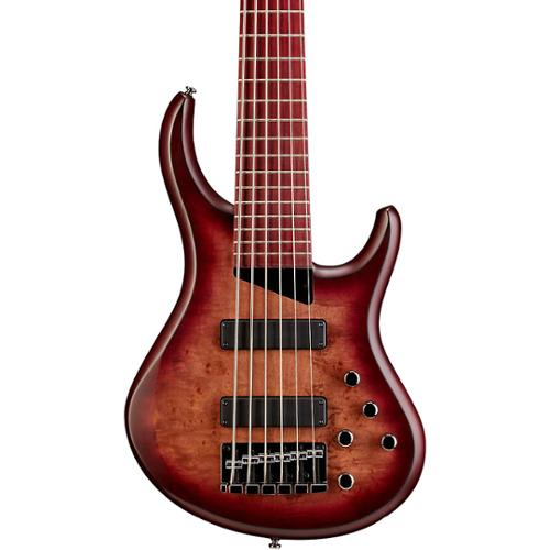 MTD Kingston Andrew Gouche Signature 6-String Electric Bass Natural by MTD