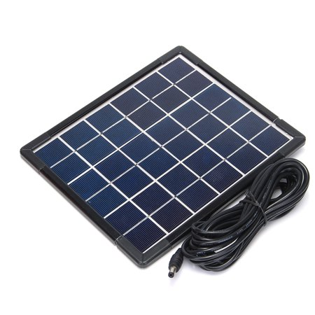 Portable Small DC Solar Panels Charging Generator Power with solar