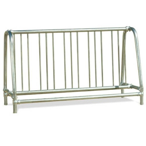10' Bike Rack Double Sided, Surface Mount by Ssn