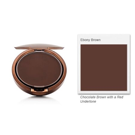 Fashion Fair Perfect Finish Cream Makeup - Ebony Brown (Grey Cream Makeup)