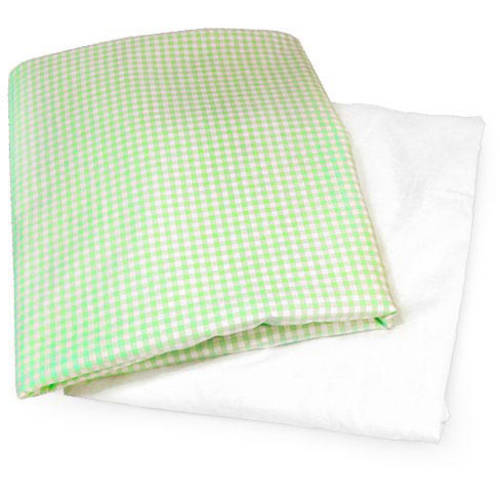 Seed Sprout Basics 2 Pack Crib And Toddler Sheet Sets