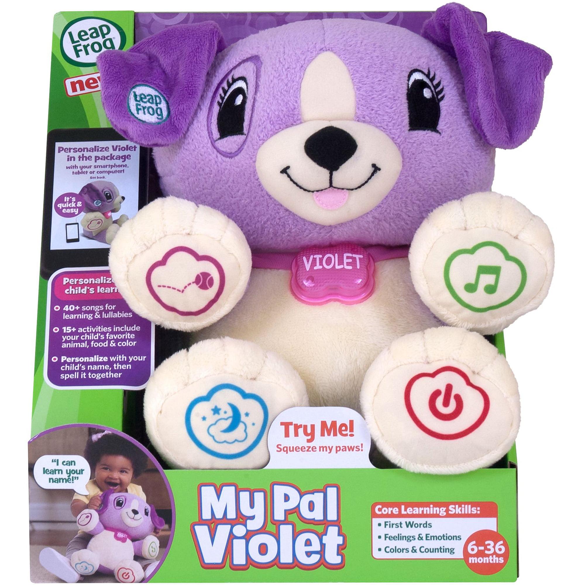 LeapFrog My Pal Violet Walmart
