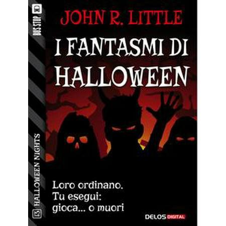 I fantasmi di Halloween - eBook