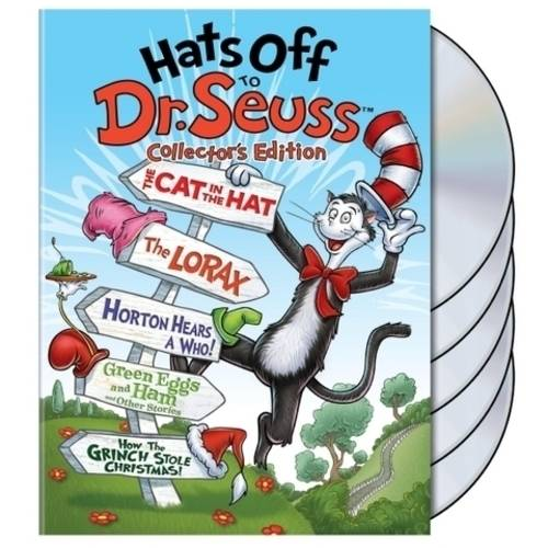 Hats Off To Dr. Seuss (Collector's Edition) (Full Frame)