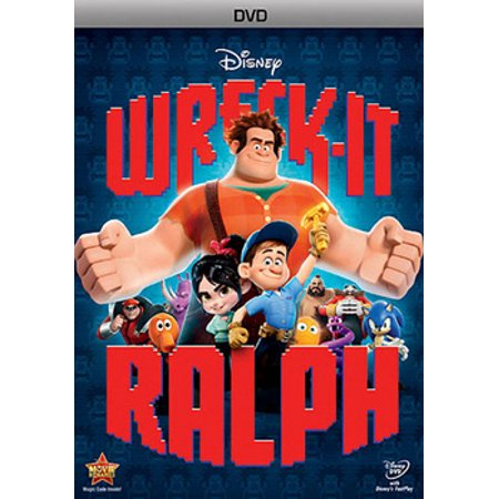 Wreck-It Ralph (DVD) ()