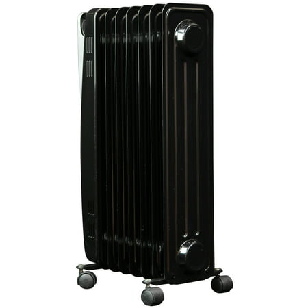 NewAir Electric Oil-filled Radiator Space Heater