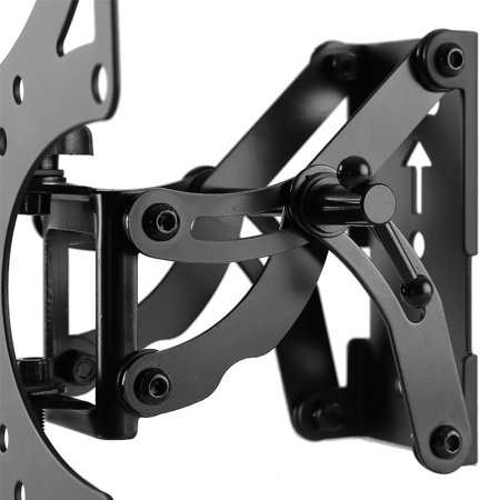 PrimeCables TV Wall Mount Bracket for Most 23-42 inch LED, LCD Curved / Flat Panel TVs up to VESA 200 and 66 Lbs - image 2 of 5