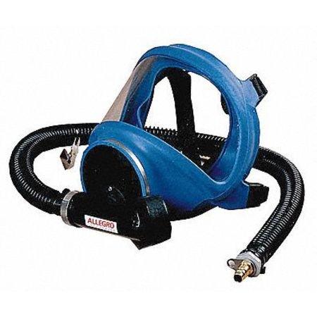 Air Half Mask Respirator - Constant Flow Airline Respirator,12 psi