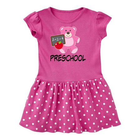 Preschool Girls Back To School Toddler Dress](Girls Back To School)