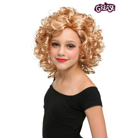 Grease Girls Bad Sandy Wig
