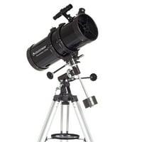 Celestron 21049 PowerSeeker 127EQ Telescope w/ 5.0 Inch Aperture (127mm)