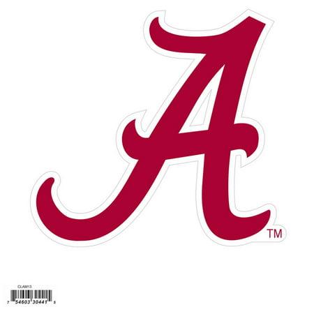 Alabama Crimson Tide 8 inch Logo Magnets (F)