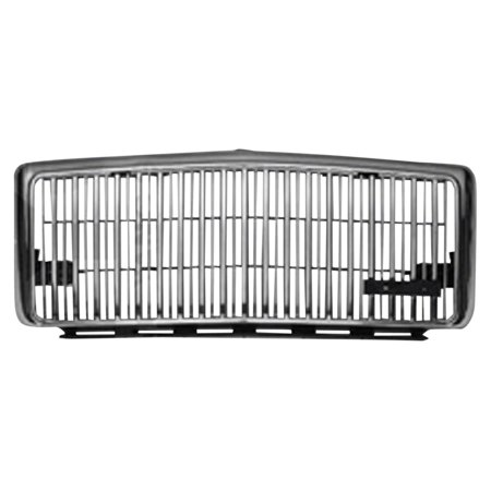 Cpp Grill Assembly For 1995 1997 Lincoln Town Car Grille Walmart Com