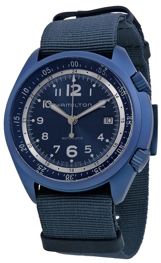 Hamilton Khaki Aviation Pilot Pioneer Automatic Mens Watch H80495845 by Hamilton