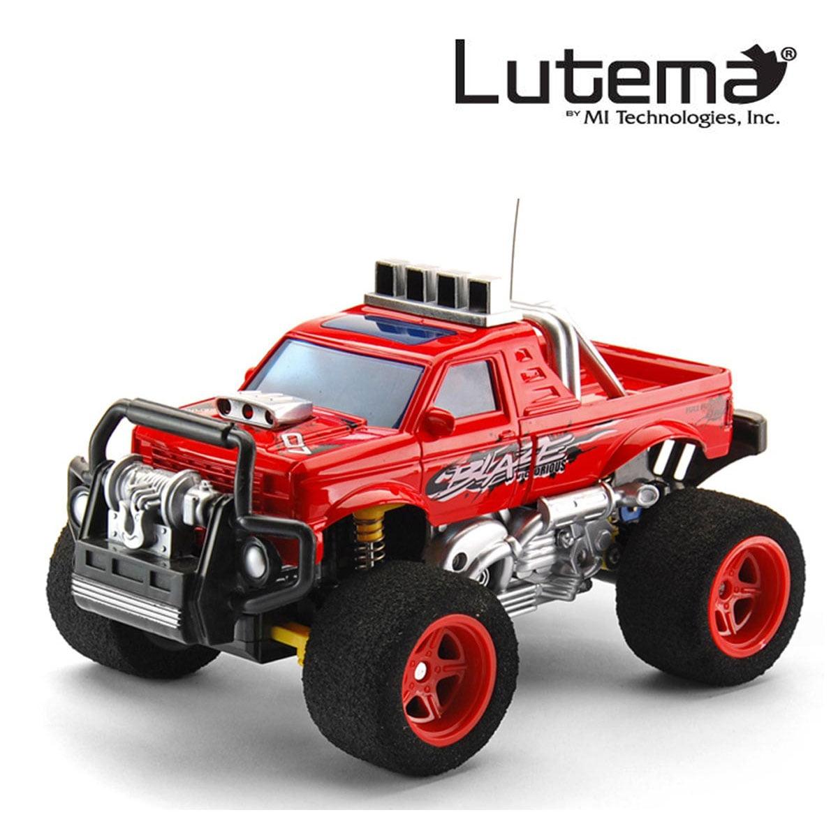 Lutema Blaze Truck 4CH Remote Control Truck