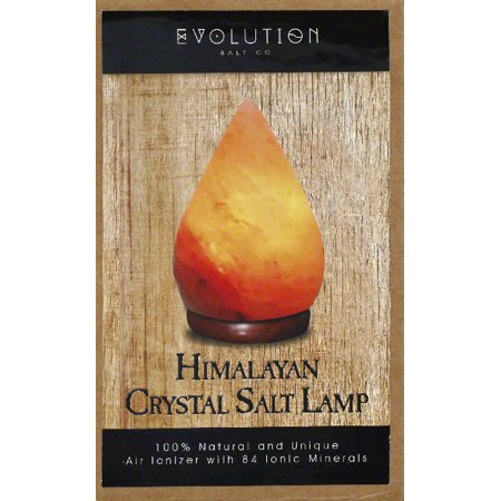 Himalayan Salt Lamps Evolution : Evolution Salt Lamp, Himalayan Crystal Salt - Walmart.com