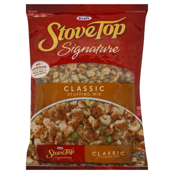 Stove Top Signature Stuffing Classic