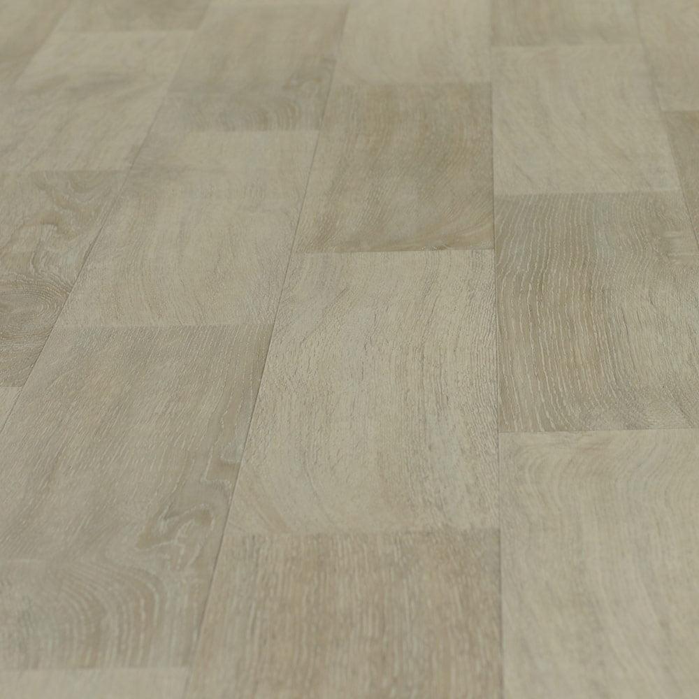 "Rubber-Cal ""Terra-Flex Oak"" Premium Flooring Rolls - 2mm x 5 ft x 10 ft Roll - Colonial Oak"