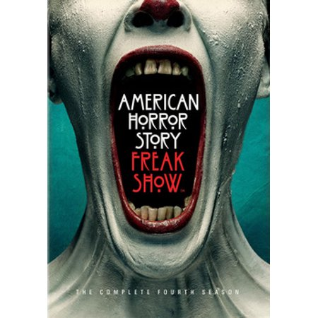 American Horror Story: The Complete Fourth Season (DVD) - Halloween Horror Movies On Netflix