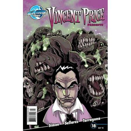 Vincent Price Presents #18 - eBook - Vincent Price Halloween