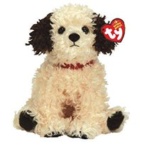 5d7a37fa521 Product Image ty beanie babies sneakers - cream dog with brown ears