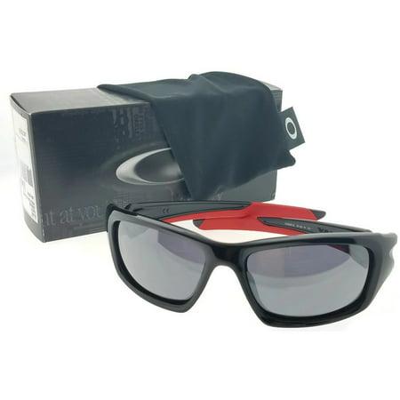 Oakley OO9236-22 Valve Men's Black Frame Black Lens Genuine Sunglasses NWT Oakley Black Lens